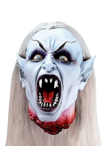 Forum Novelties Halloween Party Creepy Scary Costume Gothic Head