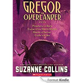 Gregor the Overlander Collection (Books 1-5)