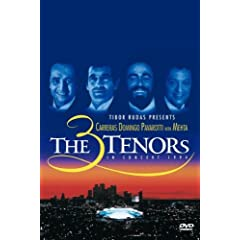 Les Trois ténors en concert 1994