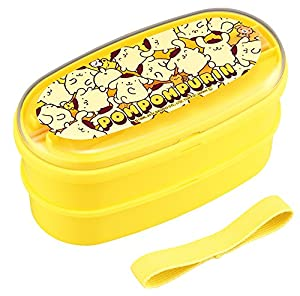 pomupomu purin bento box lunch box from japan kitchen dining. Black Bedroom Furniture Sets. Home Design Ideas