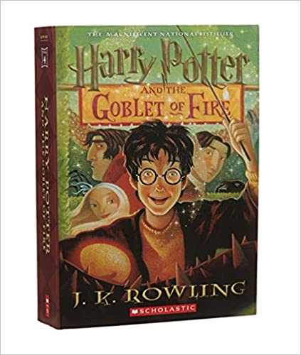 Potter and the Goblet of Fire Audiobook Free Online
