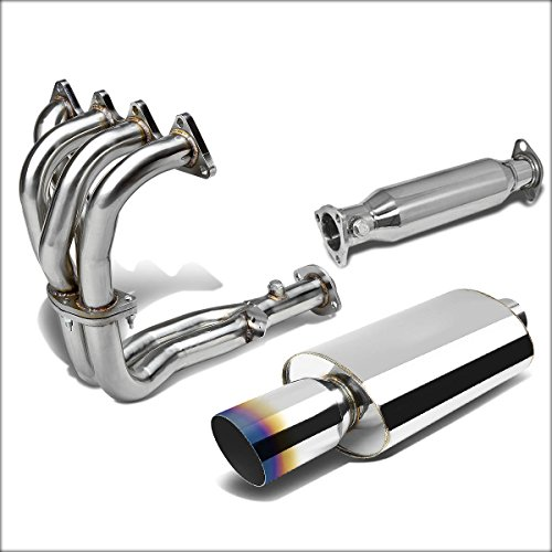 Best Price For Acura Integra HeaderPipe Burnt Tip Inlet - 1990 acura integra muffler