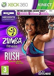 Zumba fitness : rush (jeu Kinect)
