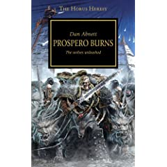 Prospero Burns (The Horus Heresy) (req)