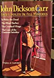 4 Complete Dr. Fell Mysteries