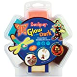 Sculpey Children's Clay Activity Set-Glow In The Dark ~ Sculpey