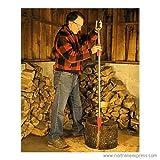 ''Easy-Split'' Wood Splitter