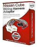 Nissan Cube CD radio stereo wiring harness adapter lead loom ISO converter