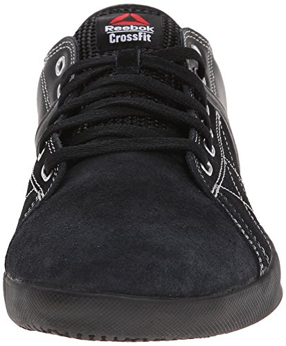 reebok men 39 s crossfit lite lo tr training shoe black steel 9 5 m us apparel accessories shoes. Black Bedroom Furniture Sets. Home Design Ideas