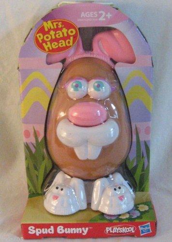 Playskool Mrs. Potato Head Spud Bunny Pink front-915624