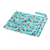Bumkins Disney Baby Wet Bag, Ariel