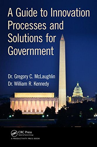 A Guide to Innovation Processes and Solutions in Government