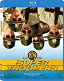 Cover art for  Super Troopers  [Blu-ray]