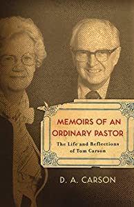 "Cover of ""Memoirs of an Ordinary Pastor: ..."