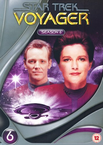 Star Trek Voyager  - Season 6 (Slimline Edition)