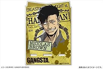 GANGSTA. アクリルマルチスタンド デザイン02(ニコラス)