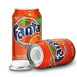 Fanta Orange Soda Can Diversion Stash Safe