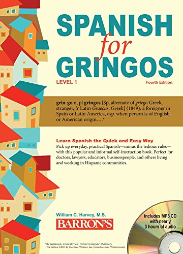 Spanish for Gringos, Level 1: with MP3 CD PDF