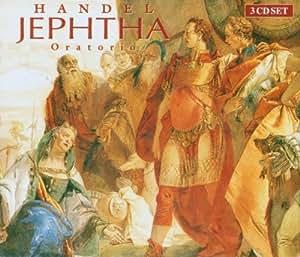 ヘンデル:オラトリオ「イェフタ」(3枚組)