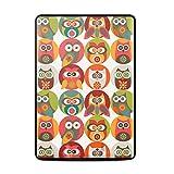 【Kindle Paperwhite スキンシール】 DecalGirl - Owls Family ランキングお取り寄せ