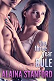 img - for Three Year Rule (The Rule Series Book 1) book / textbook / text book