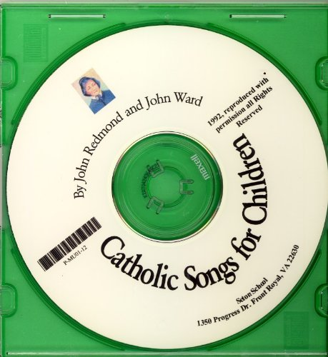 Catholic Songs for Children - CD (Seton)