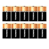 Duracell Coppertop D Batteries 10 Count