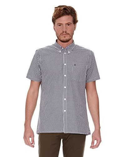 Merc Camicia Uomo Terry [Blu Navy]