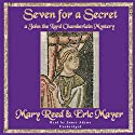 Seven for a Secret: A John the Eunuch Mystery Audiobook by Mary Reed, Eric Mayer Narrated by James Adams