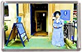 Jane austen centre bath Gift Souvenir Fridge Magnet