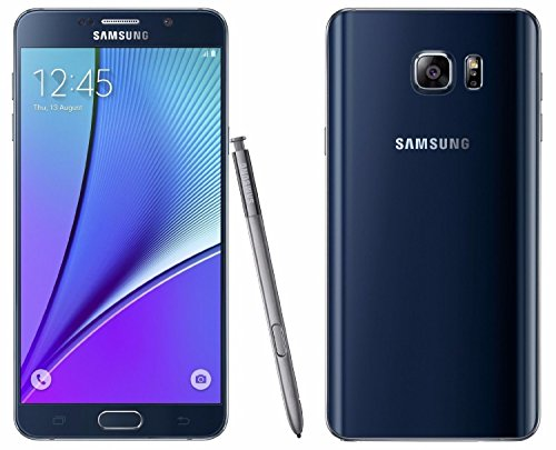 Samsung N920C Factory Unlocked GSM Galaxy Note 5, 32GB - International Version (Black) (Samsung Note Edge Gsm Unlocked compare prices)