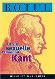 La vie sexuelle d'Emmanuel Kant