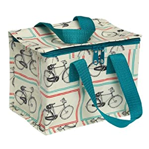 Lunch Bag Bicycle Design