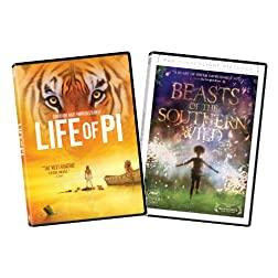 Life of Pi / Beasts of the Sounthern Wild (Two-Pack)