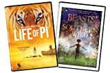 Beast of the Southern Wild / Life of Pi [DVD] [Region 1] [US Import] [NTSC]