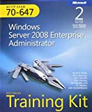 img - for Self-Paced Training Kit (Exam 70-647) Windows Server 2008 Enterprise Administrator (MCITP) (2nd Edition) (Microsoft Press Training Kit) 2nd edition by Miller, David R., Policelli, John, Mancuso, Paul A., Thomas, (2011) Paperback book / textbook / text book