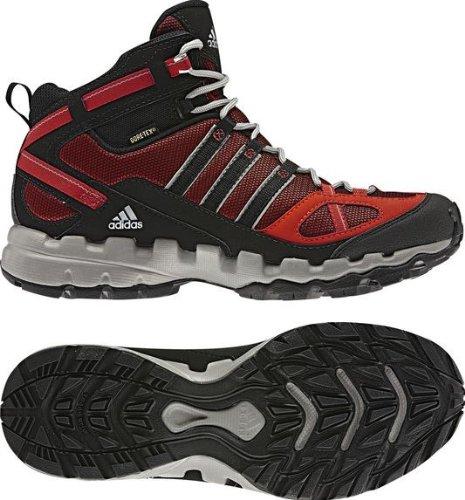 ADIDAS AX 1 MID GTX W power red/core energy/black, Größe Adidas:7