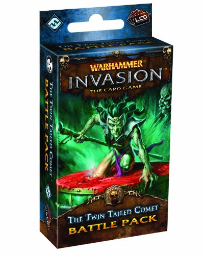 Warhammer Invasion LCG: The Twin Tailed Comet Battle Pack