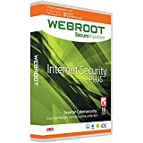 Webroot Internet Security Plus 2016 | 3 Devices | 1 Year | PC