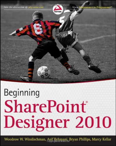 Beginning SharePoint Designer 2010 0470643161 pdf