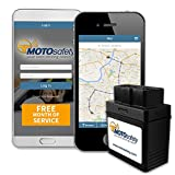 MOTOsafety OBD with FREE month of 3G GPS Service, Teen Driving Coach Vehicle Monitoring System MPAAS1P1