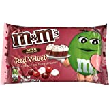 M&Ms Red Velvet Milk Chocolate Candy 9.90 Oz (2 Pack)