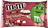 M&M'S RED VELVET MILK CHOCOLATE CANDIES 280.7g M&MS