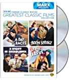 Tcm Greatest Classic Films: Marx Brothers [DVD] [Region 1] [US Import] [NTSC]
