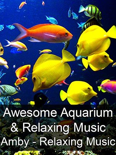 Awesome Aquarium & Relaxing Music