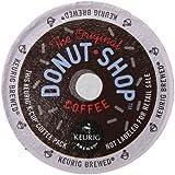 Keurig, The Original Donut Shop, Medium Roast, K-Cup Counts, 50 Count