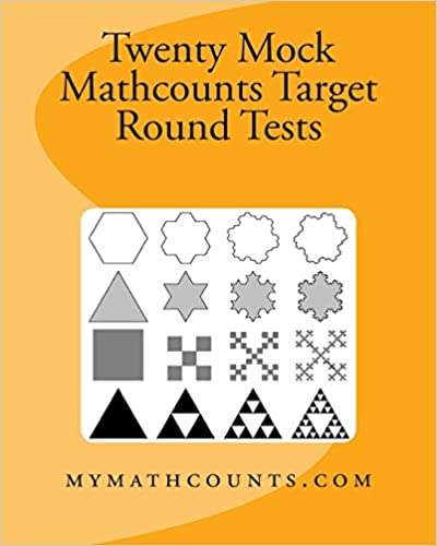 mathcounts national target round problems