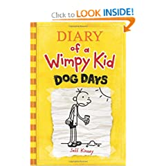 Diary of a Wimpy Kid, Book 1-4