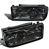 Bmw E36 3 Series 325I 328I 330I, Smoked Lens Projector Fog Lights Lamps