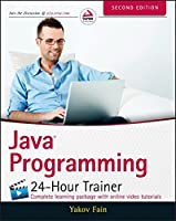 Java Programming 24-Hour Trainer, 2nd Edition Front Cover